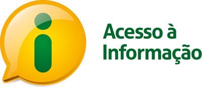 Selo de Acesso à Informação padronizado pelo Governo