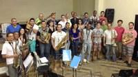 Banda Sinfônica da UNIRIO - Concerto inaugural da temporada 2014