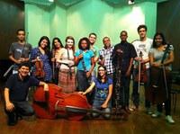 Concerto do Projeto Música Itinerante da UNIRIO