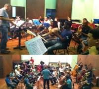 Concerto dos Grupos da Prática de Orquestra do IVL / UNIRIO
