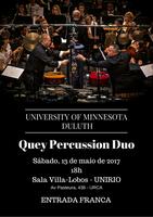Concerto Quey Percussion Duo