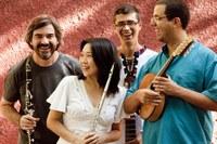 Grupo LOS QUATRO na Série UNIRIO MUSICAL