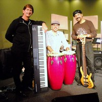 Grupo Pagán Trio realiza palestra e workshop na UNIRIO - 10/07/2013