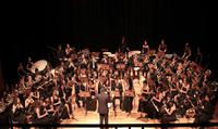 IVL recebe a Banda Sinfonica Nilo Peçanha do IFG (Goiás) para concerto na Sala Villa-Lobos