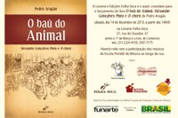 """Lançamento do livro """"O baú do Animal: Alexandre Gonçalves Pinto e O Choro"""""""