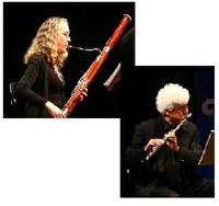 Masterclasses com membros do Vento Trio dos EUA