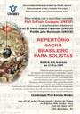 Mesa-redonda com o palestrante convidado Prof. Dr. Paulo Castagna - UNESP