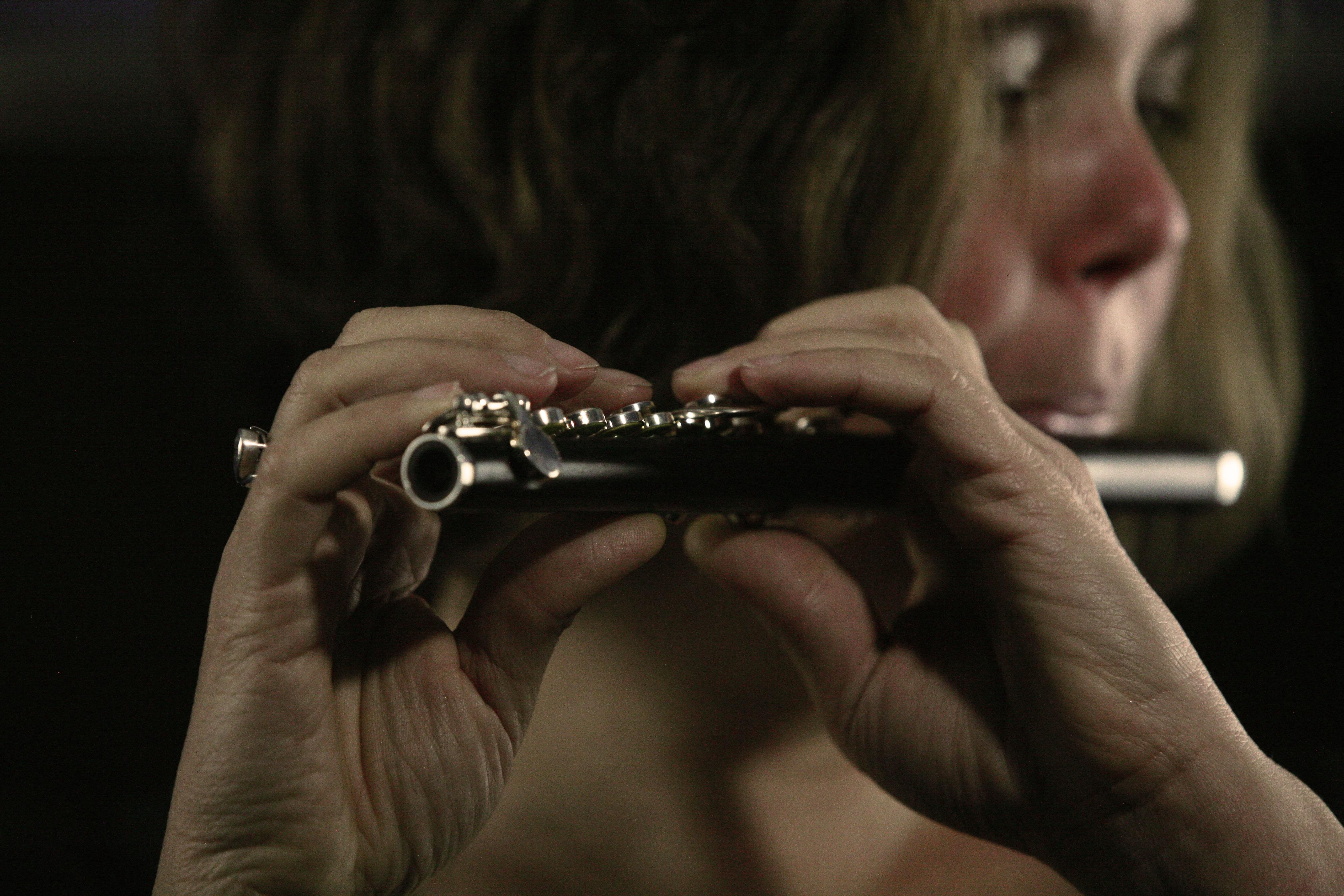 O Instituto Villa-Lobos recebe a visita da flautista e professora Tanja von Arx