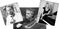 Recital de Trio Bosisio-Pilger-Barrenechea 15/09/2015 às 19:00h