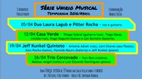 Série Unirio Musical - Abril é o mês da MPB