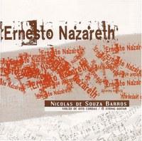 SÉRIE UNIRIO MUSICAL: Lançamento do CD ERNESTO NAZARETH POR NICOLAS DE SOUZA BARROS - violão de 8 cordas