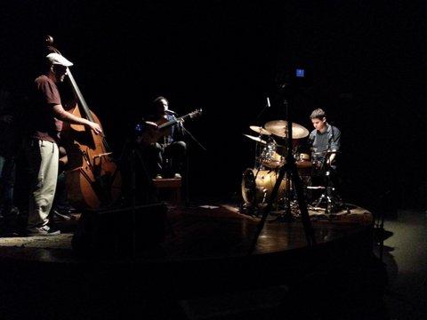 Trio EMARANHADO na Série UNIRIO Musical