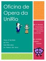 UNIRIO Musical - Apresentação da Oficina de Ópera da UNIRIO