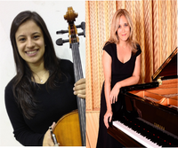 Unirio Musical - Thaís Ferreira e Lucia Barrenechea apresentam recital de violoncelo e piano