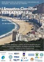 I ENCONTRO CIENTÍFICO REBRAENSP - RIO